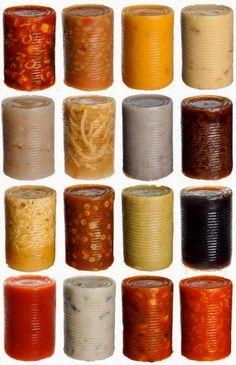 Lindsey WOHLMAN Andy Warhol's soup cans without the cans