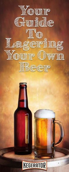 A Beginner's Guide to Lagering Your Own Beer
