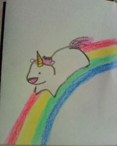 Happy unicorn - Miranda♥