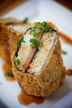 Da Kitchen Express - Fried Spam Musubi