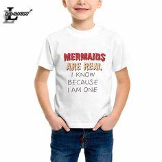 Summer Boys Girls T-shirt Fashion Baby Children Clothes Youth Popular Tshirt Orange 100% Cotton 2-12Years White Kids Tops EH693 #Affiliate