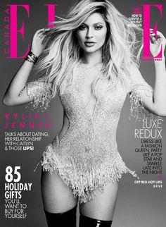 Kylie Jenner, Elle Canada