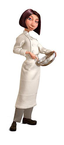 Image result for ratatouille movie chef outfits
