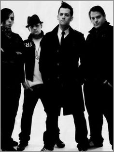 Good Charlotte--takes me back to 8th grade and i still love them. Dont hate!