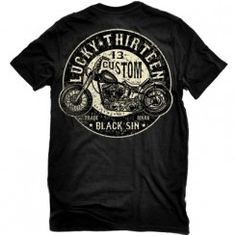 Men's T-Shirts - Punk, Rockabilly, Greaser, Hot Rod and Rock Tees for Men