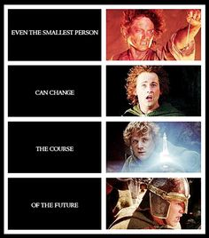~ The Lord Of The Rings ~ Frodo ~ Pippin ~ Merry ~ Gimli ~ Tolkien ~
