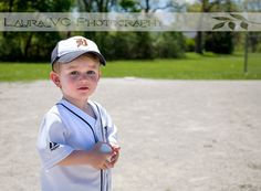 Child photography, boy poses, playground park photo location, blue, two year old portrait, toddler birthday, baseball, summer pictures - LauraVC Photography