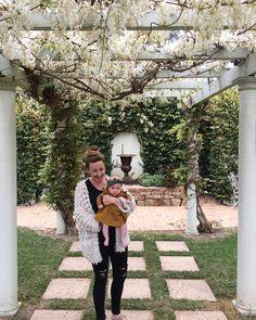 """805 Likes, 6 Comments - Josh & Jenna Densten (@joshandjenna) on Instagram: """"Exploring nannas dream garden 😍🌿"""""""