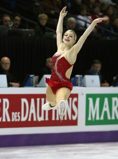 World Figure Skating Championships: Day 2: Gracie Gold