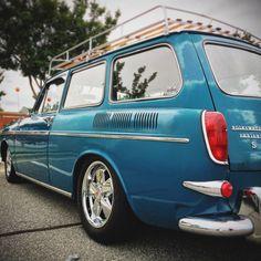 Our 1965 VW Squareback (Variant)