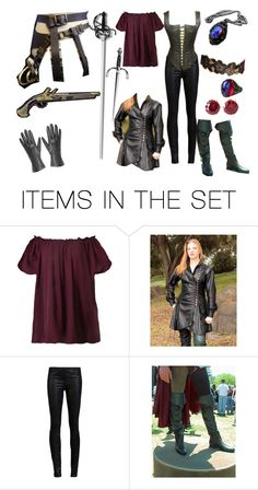 """BBC ""The Musketeers"" OC"" by blackheartoffire5190 ❤ liked on Polyvore featuring art"