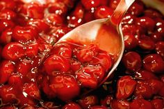 Make Delicious Cherry Sauce in Just 10 Minutes