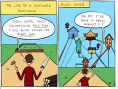 The life of a software engineer