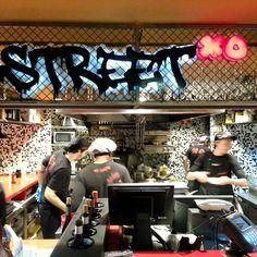 StreetXO, Madrid, Spain