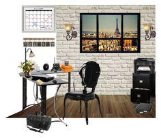 """Vintage wall Scone"" by marionmeyer on Polyvore featuring interior, interiors, interior design, Zuhause, home decor, interior decorating, Ballard Designs, Calico Designs, Bigso und Officemate"