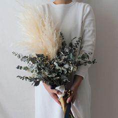 bouquet boutonniere set Floral Wedding, Wedding Bouquets, Wedding Flowers, Boho Flowers, Dried Flowers, Wedding Bells, Our Wedding, Wedding Letters, Renaissance Wedding
