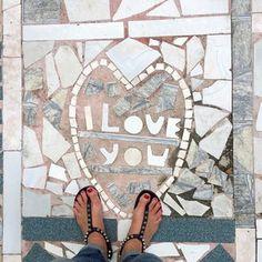 tile love!! ~ Haiti. #haiti #emc @everymomcounts @cturlington #iloveyou http://instagram.com/christianelemieux