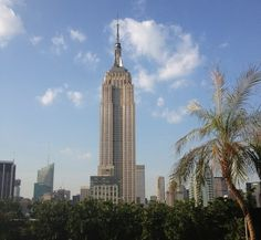 """Ginnette Polanco: """"The Happy Hour with an Amazing View, Empire State of Mind"""""""