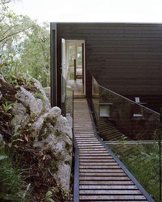 Trodahl Arkitekter - Eskeland house addition, Sandnes 2011....