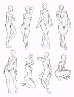 Figure Drawing for Fashion Illustrations Body Drawing, Anatomy Drawing, Figure Drawing, Human Anatomy, Body Anatomy, Cat Anatomy, Human Drawing, Drawing Base, Body Sketches