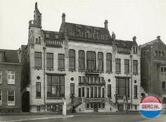 stationsbuurt Utrecht (jaartal: 1950 tot 1960) - Foto's SERC