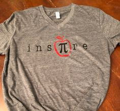 74850ba7 25 Best Pi Day Shirt images | Pi day shirts, Funny tshirts, Happy pi day