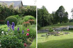 jardin apaisant