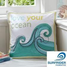 Diy felt wave cushion  Pinned from PinTo for iPad 