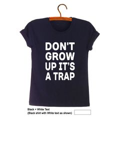 Funny T Shirts Shirts with sayings Shirts Slogan Tee by FrogTee