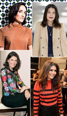 Brasileiras mais influentes no mundo da moda