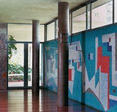Clásicos de Arquitectura: Residencia Olivo Gomes / Rino Levi © Nelson Kon