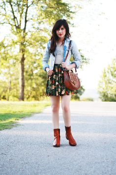 #fashion #fashionista Bonnie denim, Fall transition, BB Dakota, vintage