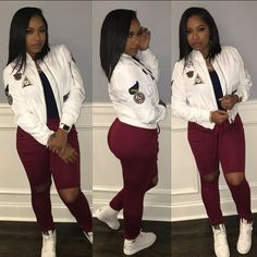 Urban Fashion, Teen Fashion, Love Fashion, Fashion Outfits, Fall Winter Outfits, Autumn Winter Fashion, Toya Wright, Casual Outfits, Cute Outfits