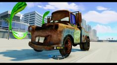 CARS 3 GAMEPLAY TOW MATER- TAKEDOWN-FLORIDA INTERNATIONAL CONCOURSE