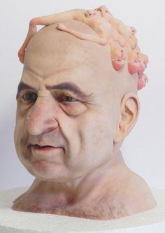 Eric van Straaten 3D printed sculptures