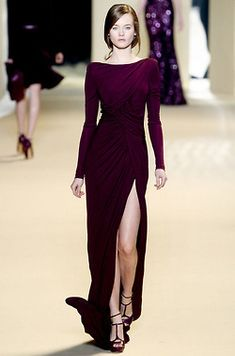 Ellie Saab (Really wish I had more reasons to wear fancy evening dresses.)
