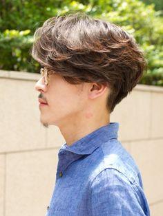 Mens Hairstyles Long Curly, Vintage Hairstyles For Men, Korean Men Hairstyle, Teen Boy Hairstyles, Curly Hair Men, Curly Hair Styles, Funky Hairstyles, Wedding Hairstyles, Modern Haircuts