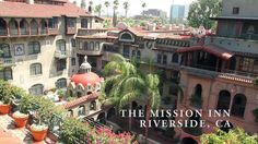 The Mission Inn | Riverside, CA by Nathan Prince. The Mission Inn | Riverside, CA