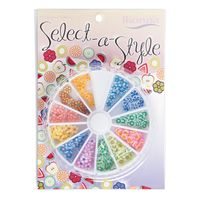 Select-A-Style Wheel Flowers Select-A-Style Wheel Nail Decorations help you create beautiful nail art for your clients. Acrylic Nail Supplies, Acrylic Nails, Nail Art Wheel, Nail Jewelry, Sally Beauty, Flower Nail Art, Little Designs, Nail Supply, Nail Decorations