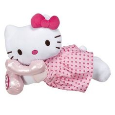 Target Mobile Site - Hello Kitty Cuddle Pillow