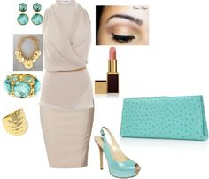 Summers Eve, created by kwall-1 on Polyvore