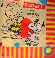 Peanuts Charlie Brown Snoopy Party Supplies Religous Birthday BX | eBay