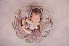 Newborn Baby Girls by Ana Brandt
