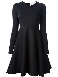 GIANLUCA CAPANNOLO Flared Dress