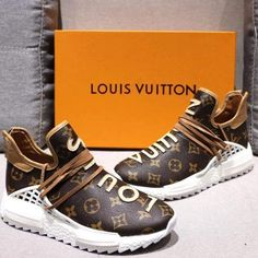 We provide top quality competitive price and best service Allow mix orders and big discount Hope to establish long term business relationship with you and welcome your inquiry Botas Louis Vuitton, Zapatillas Louis Vuitton, Louis Vuitton Sneakers, Lv Shoes, Hype Shoes, Me Too Shoes, Shoe Boots, Mode Outfits, Grunge Outfits