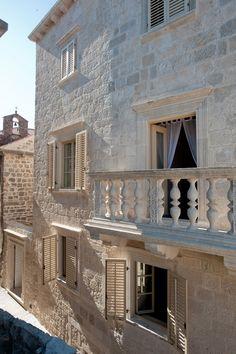 Luxury palace in Korčula