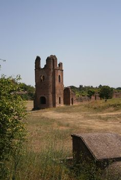 Ruins of the Via Appia Antica - Top Unique Sights of Rome