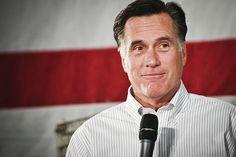 """Elezioni USA 2012, Mitt Romney: """"i poveri non mi interessano"""". Moltissimi i commenti su #Twitter #socialnetwork"""
