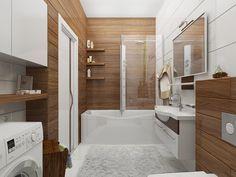 ванная в экостиле: 26 тис. зображень знайдено в Яндекс.Зображеннях Wc Bathroom, Wooden Bathroom, Bathroom Storage, Bathrooms, Baths Interior, Home Interior, Interior Architecture, Bathroom Design Inspiration, Bad Inspiration