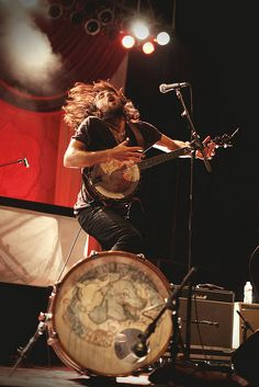 Why don't we talk about Scott Avett all the time?